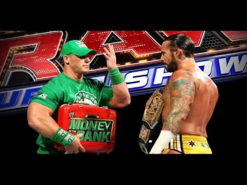 (REVIEW) Raw 1000th Episode John Cena vs CM Punk