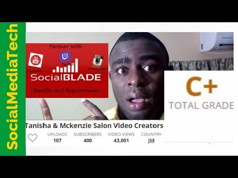 How To Improve Your YouTube Channel Using Social Blade