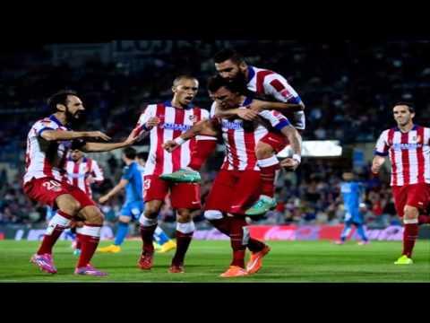 Getafe 0-1 Atletico Madrid: Mandzukic settles derby clash