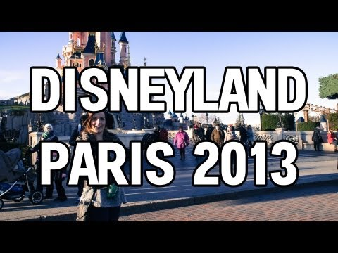 Our Week In Disneyland Paris (February 2013 - 20th Anniversary)