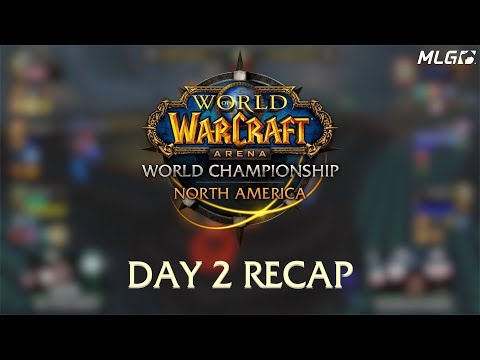 World of Warcraft North American Championship Day 2 Recap!