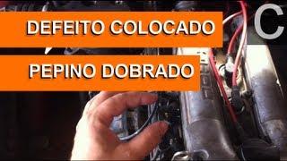 Dr CARRO Puxando Feito Diabo - Defeito Colocado - 206 207 Peugeot