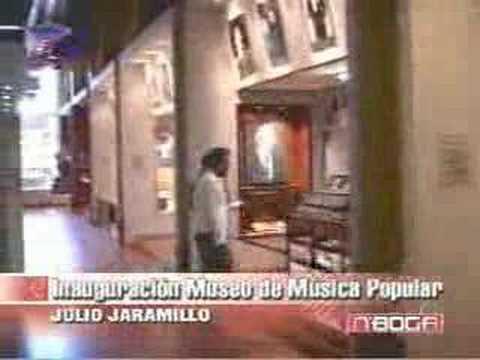 Inauguración Museo de Música Popular