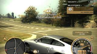 Need For Speed Most Wanted #3