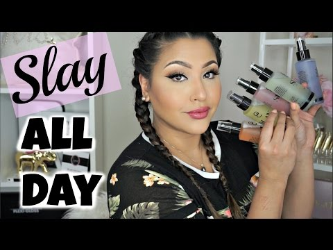 SLAY ALL DAY SETTING SPRAYS!