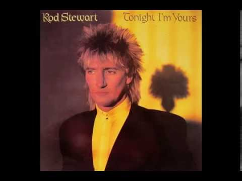 media rod stewart tonight s the night 1976