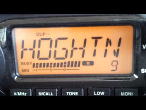 VK5MTM QSO with VK5MRD on VK5RHO 2m rpt 04/03/2013
