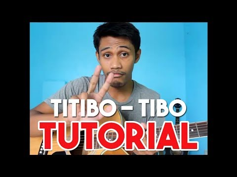 Titibo Tibo Guitar Tutorial (lead parts only)