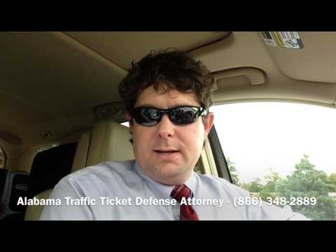 Hanceville, Alabama Traffic Ticket Attorney - Speeding Ticket Lawyer Hanceville, AL