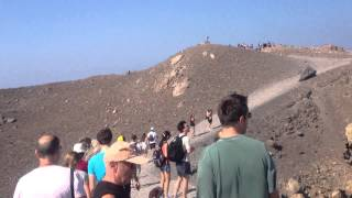 Santorini Volcano And Hot Springs  tour  greece