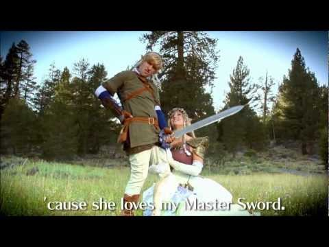 THE LEGEND OF ZELDA RAP UNCENSORED [MUSIC VIDEO] - HD