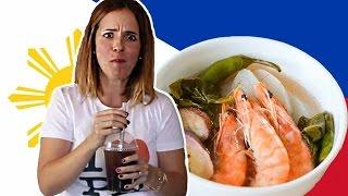 American Tastes Filipino Food