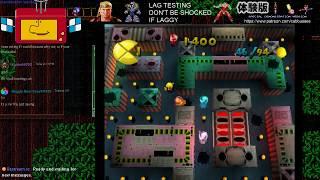 Livestream - Request-a-demo #1: Pac-Man World