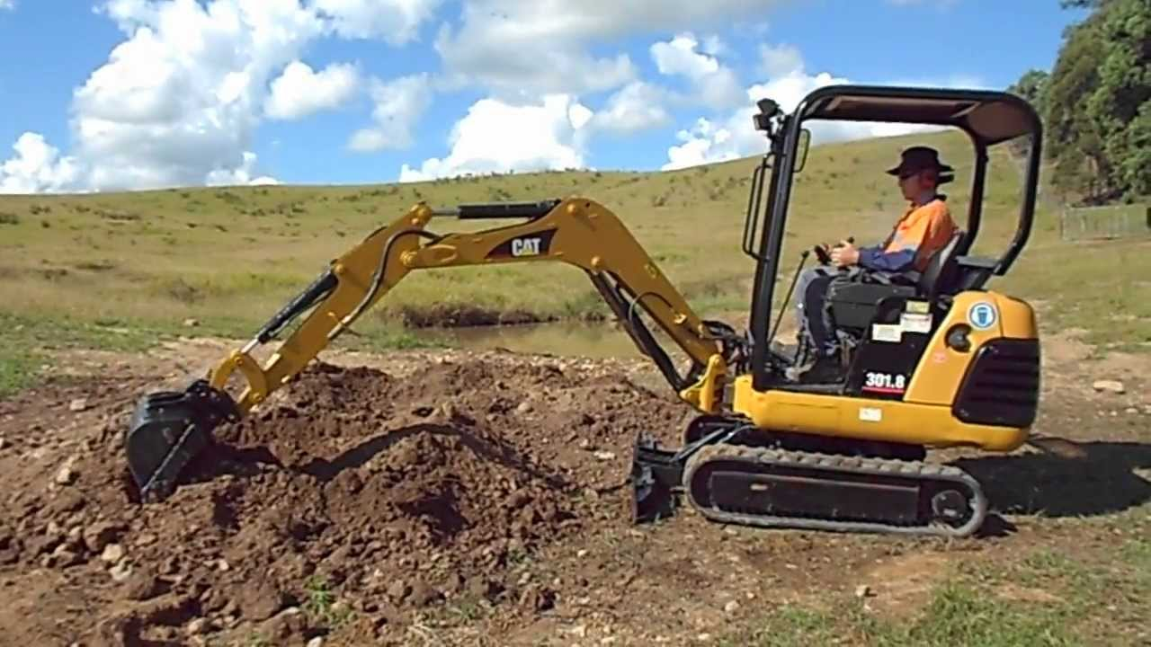 Youtube Cat Excavator