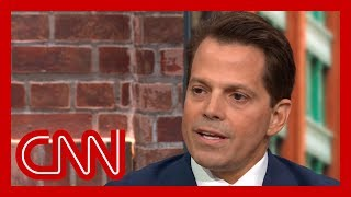 Why Scaramucci now calls Trump 'horrific' and 'despicable'