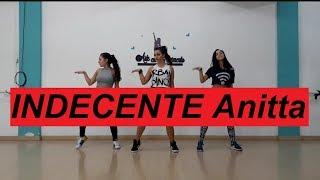 Ouça Anitta - Indecente Coreografia fácil