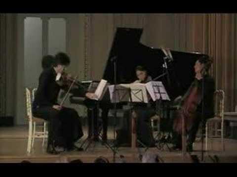 Debussy String Quartet 2nd Movement Assez vif et bien rytmé