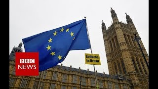 Brexit: What happens next? - BBC News
