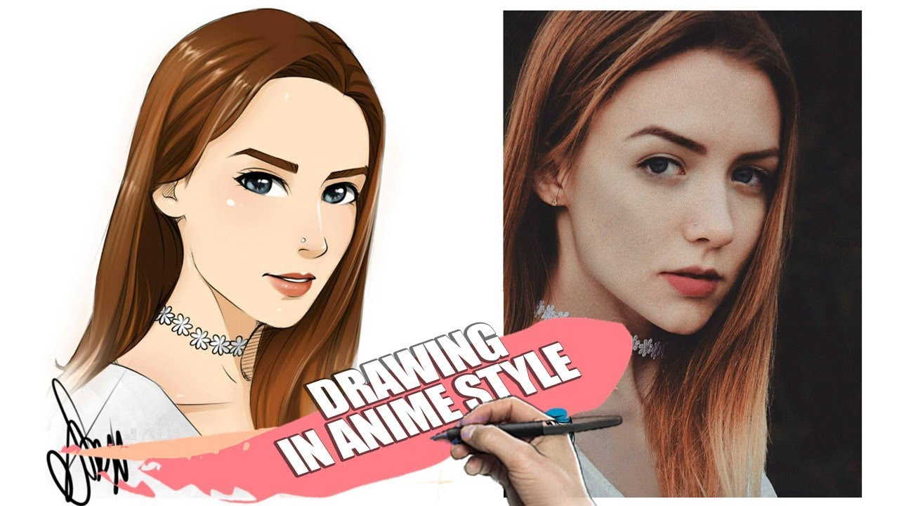 Как сделать свой портрет в контакте PhotoshopSunduchok - Как сделать портрет в фотошопе