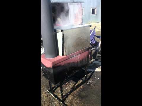 Evaporateur frigorifique