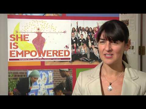AIM Field Class: Empowered Women International