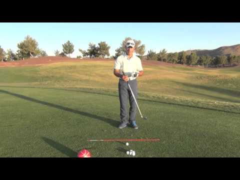 Momentum Of A Tour Striker Swing - Martin Chuck. PGA