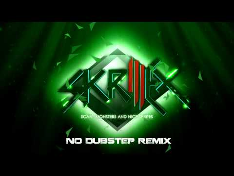 SKRILLEX - Scary Monsters And Nice Sprites | BEST NO DUBSTEP Remix HD
