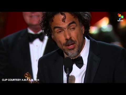 González Iñárritu hopes for better government in Mexico