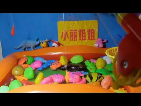 LET'S GO FISHING TOYS Fishing For Kids Fish Fishing Toy Game