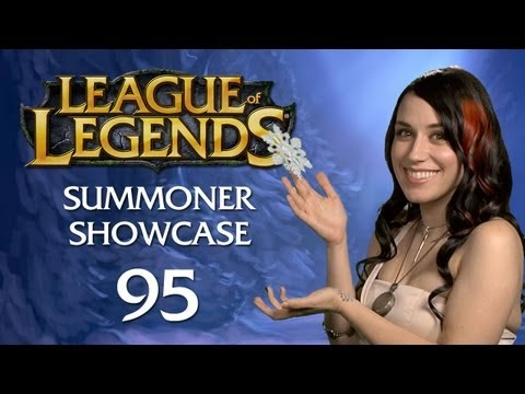 It's looking like Snowdown - Summoner Showcase #95