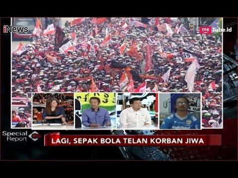 Suporter Sepak Bola Telan Korban Jiwa, Harus Ada Sanksi yang Berat! - Special Report 24/09