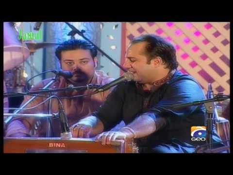 Rahat Fateh Ali Khan - Saanso'n Ki Mala Pe Simroo'n Main - A Live Concert video