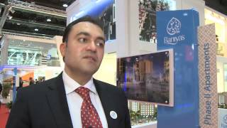 Banyas Investment & Development Company at Cityscape Abu Dhabi 2014
