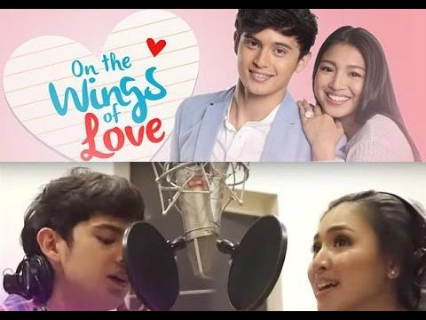 James Reid and Nadine Lustre - On The Wings Of Love (Pop Version) Music Video