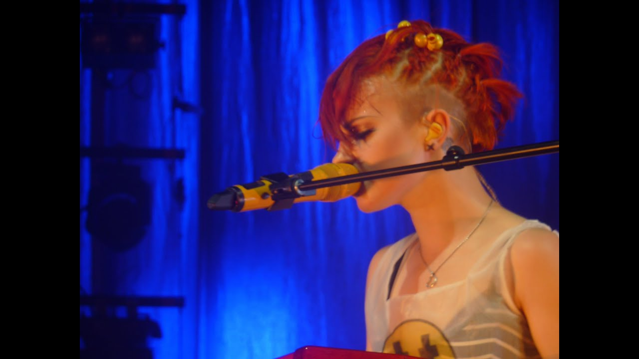 Paramore - Last Hope [Live] - Manchester Arena - 20/09/13 ... Paramore Last Hope