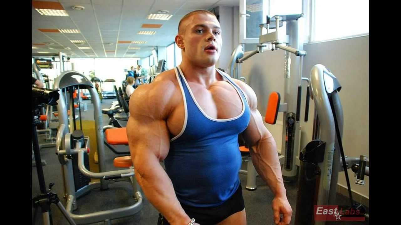 Alexey Lesukov Bodybuilding