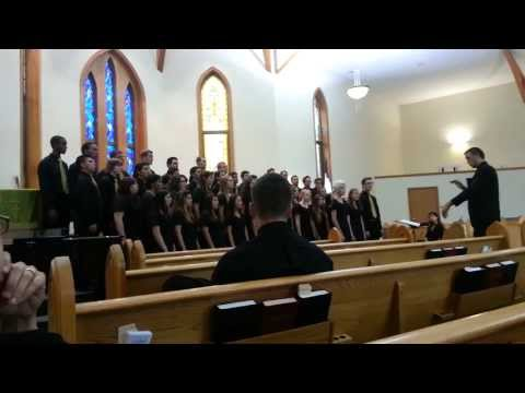 I Will Rise. Cibola High School Choir, Yuma AZ
