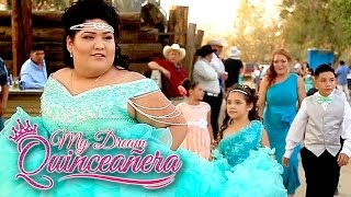Hottest Quince of The Year! - My Dream Quinceañera - Alondra Ep 6