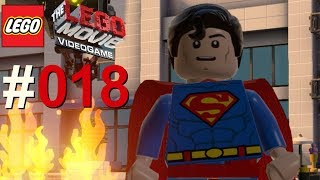 THE LEGO MOVIE VIDEOGAME #018 Superman ★ Let