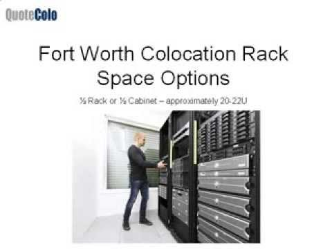 Fort Worth Colocation Services