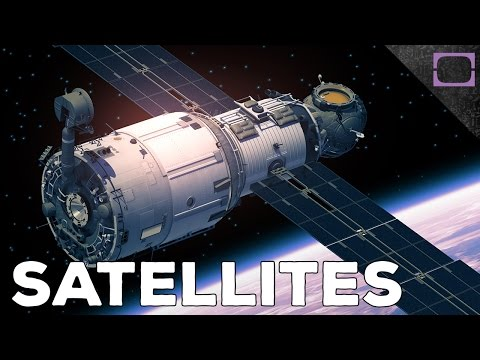 How Do We Launch Satellites Into Space?
