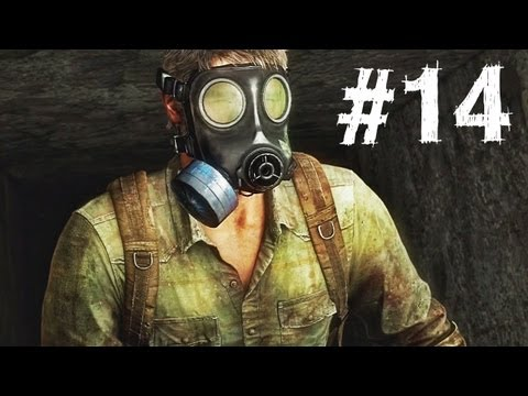 The Last of Us Gameplay Walkthrough Part 14 - The Woods