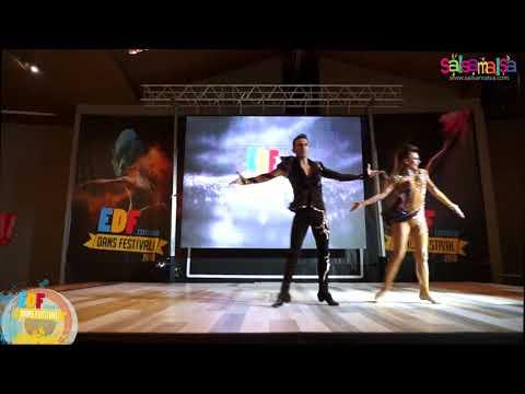 Senol Vefa Gulmez - Nur Ozkan Dance Performance | EDF-2018