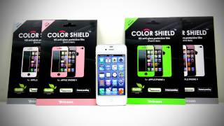 Color Shield for iPhone 4 & 4S Review
