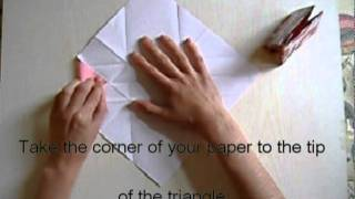 Origami Gift Bag Tutorial