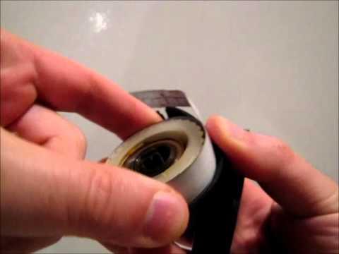 measuring tape mechanism youtube. Black Bedroom Furniture Sets. Home Design Ideas