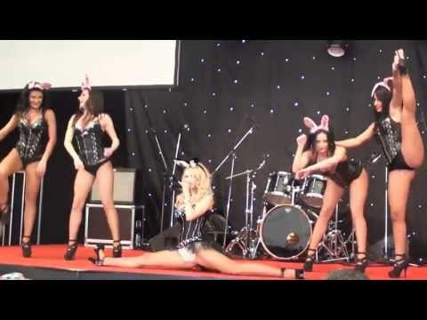 Andreea Balan – Dancing show – Bucuresti SIAB – 7.04.2012