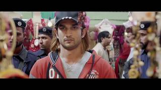 M. S. dhoni girlfriend accident song