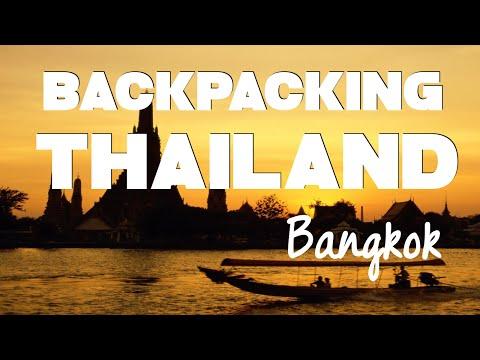 Backpacking THAILAND - so funktioniert's | #1 BANGKOK
