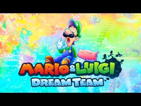 REVIEW - Mario & Luigi Dream Team